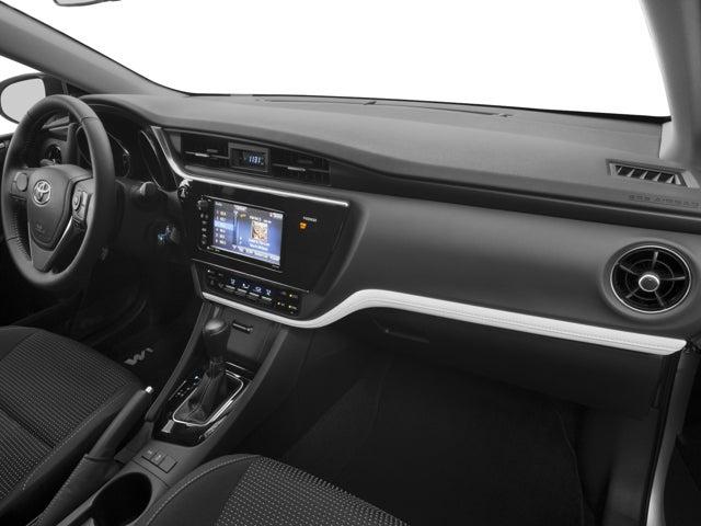 2017 toyota corolla im norwich ct serving montville - Toyota corolla 2017 interior colors ...