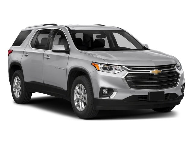 2018 Chevrolet Traverse Premier In Norwich Ct Charles Toyota