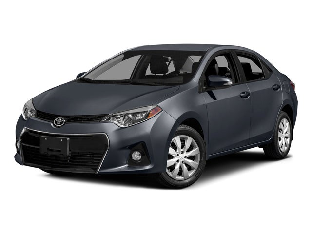 2015 Toyota Corolla LE In Norwich, CT   Charles Toyota