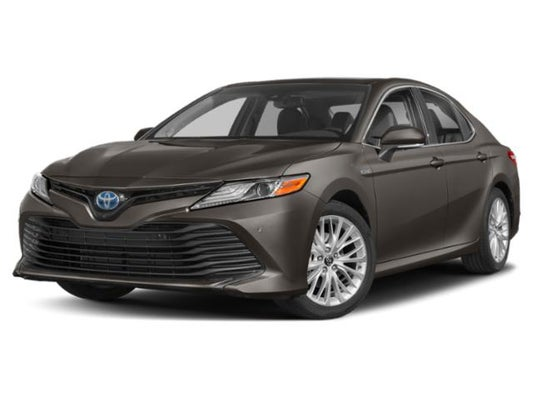 2019 Toyota Camry Hybrid Xle In Norwich Ct Charles