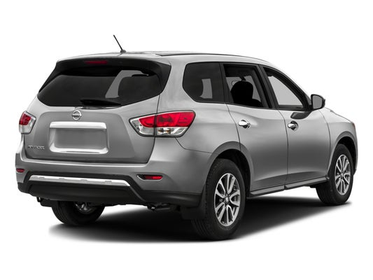 2016 Nissan Pathfinder S In Norwich Ct Charles Toyota