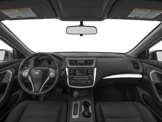 2016 Nissan Altima 2 5 S