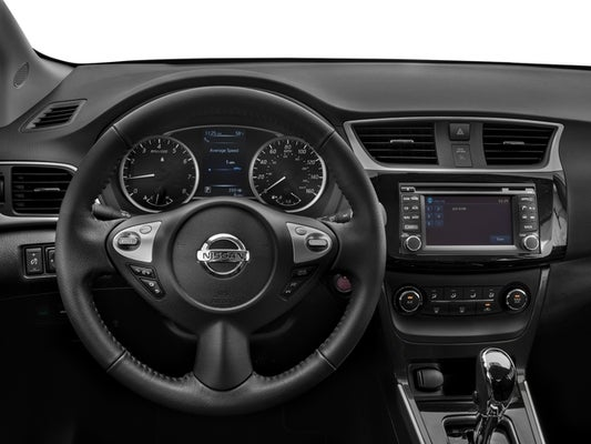 2017 Nissan Sentra Sr In Norwich Ct Charles Toyota
